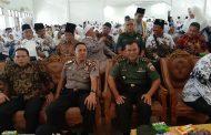 Kasdim 0209/LB Hadiri Acara Puncak PGRI Yang Di Gelar Di Aula Asrama Haji Rantauprapat