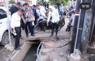 Wawali Palembang Fitrianti Agustinda Tinjau Beberapa Titik Banjir