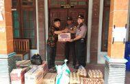 Polsek Windusari Beri Bantuan ke Warga Korban Puting Beliung