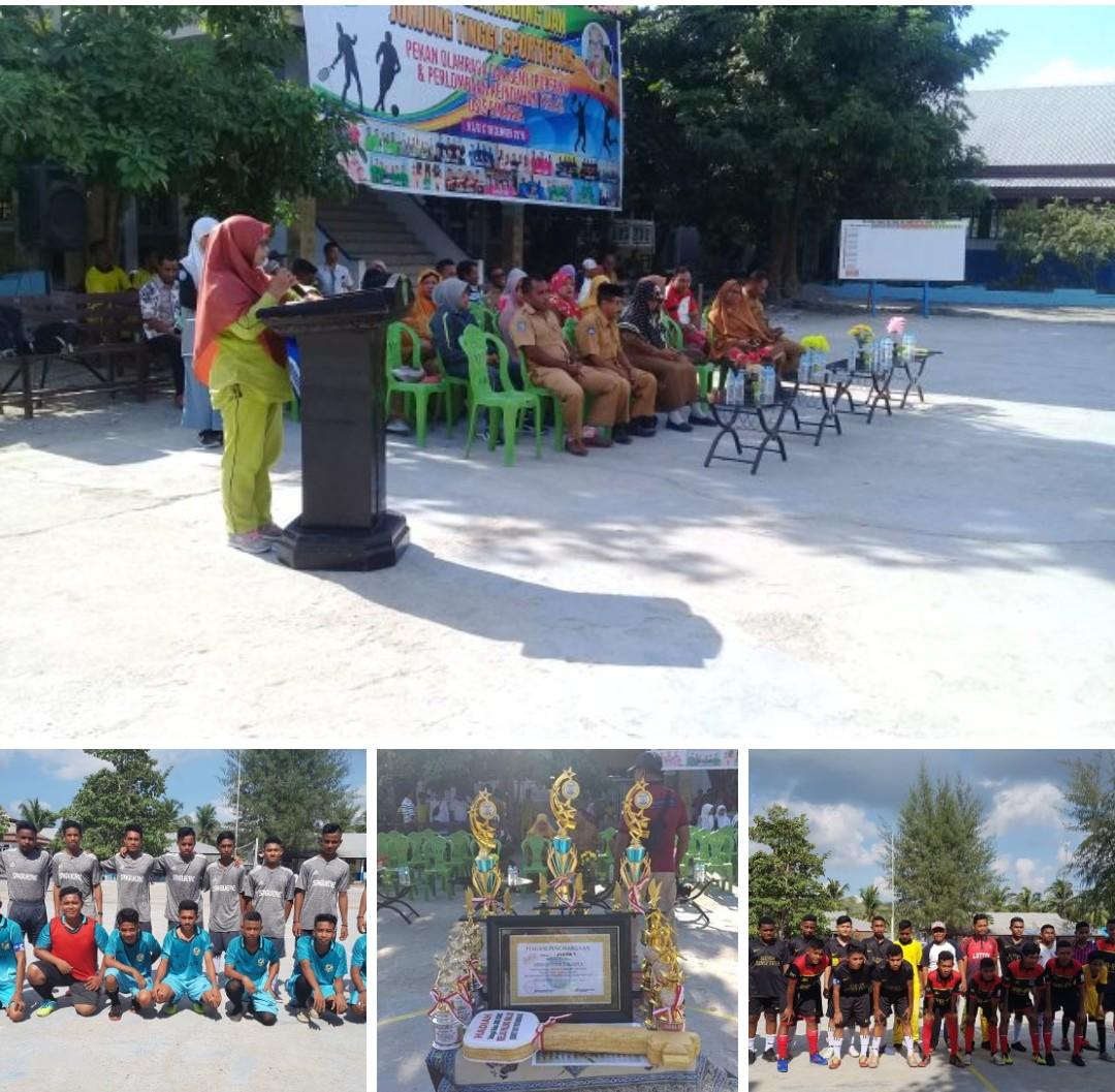 Akhir Semester, Siswa SMA Negeri I Sanana, Kembangkan Bakat Porseni