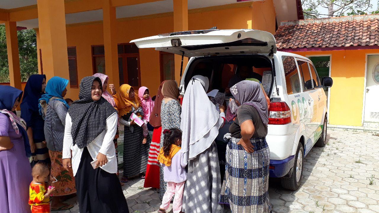 MCS BPJS Kesehatan, Berikan Pelayanan Maksimal, jemput Bola Keliling Desa di Pamekasan
