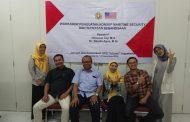 Lembaga Penguji Kompetensi Wartawan UPNVY Gelar Wasbang Melalui Konsep Keamanan Maritim