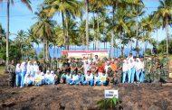 KOREM 152/Bbl Gelar Penghijauan menyambut Hari Juang TNI AD Tahun 2019