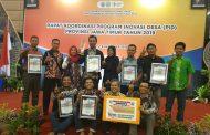 Desa Suger Lor Raih Penghargaan Terbaik Sinodes Tingkat Jawa Timur