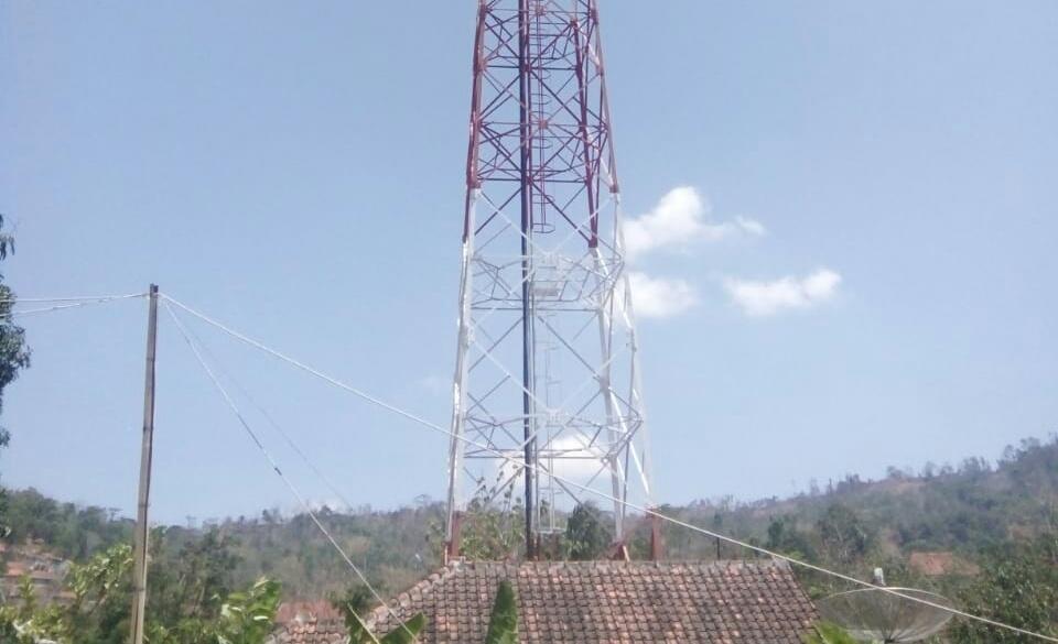 Tower di Desa Cipedes Diduga Belum Ada Izin