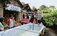 Peringati Hari Relawan Sedunia, Bravo Salurkan Bantuan Air Bersih ke Warga