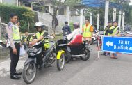 Puluhan Penyandang Disabilitas Ikuti Ujian SIM D di Satlantas Polres Wonosobo