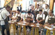 Coffee Toffee Ciptakan Barista Dengan Skill Penyaji Level Dunia