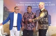 Accor Launching Grand Mercure Surabaya City