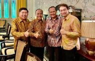 Pada Dubes RI & Delegasi Bisnis Singapura, Jamhadi Paparkan Peluang Kerjasama