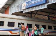 KA Argo Anggrek Siap Layani Penumpang Naik/Turun di Stasiun Bojonegoro