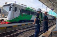KAI Cek Kesiapan Angkutan Nataru Melalui Inspeksi Jalur KA