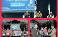 KPUD Kota Madiun Gelar Ngopi Bareng Walikota