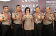 Kapolres Lumajang Yang Baru Raih Penghargaan Saat Menjabat Di Kota Blitar