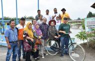Bupati Kunjungan Wisata Tani Ke Desa Melati II Kecamatan Perbaungan