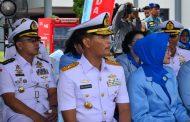 Komandan Lantamal V Hadiri Parade dan Defile Peringatan Hari Armada RI Tahun 2019