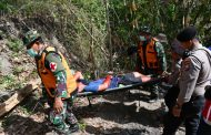 Latihan Penanggulangan Bencana di Kediri, Wujud Kepedullian TNI Ke Masyarakat