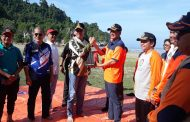 Launching Program Katana, Begini Kata Kepala BNPB