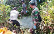 Mayat Tanpa Identitas Ditemukan Warga Tertimbun Lumpur di Alur