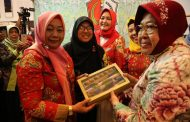 Menjadi Keynote Speaker di Turki, Wali Kota Risma Sembari Promosikan Surabaya
