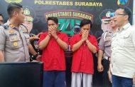 Pemalsu SIM Diamankan Polsek Sawahan Surabaya