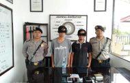 Pengedar Dan Pemakai Shabu di Bekuk Polisi