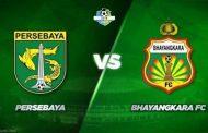 Persebaya Vs Bhayangkara FC, 4:0