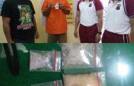 Polres Sergai Berhasil Ungkap Kasus Narkotika, BB Sabu 21,26 Gram Diamankan