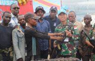 Prajurit Satgas TNI di Afrika Kembali Sadari Ex-Combatant ke Masyarakat Umum
