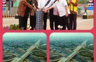 Presiden Joko Widodo Resmikan Tol JORR II Ruas Kunciran-Serpong