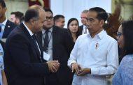 Presiden Jokowi Terima Dewan Bisnis AS-ASEAN