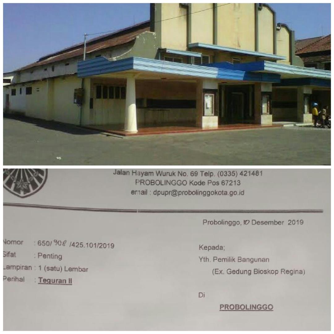 Proses Pembuatan IMB Kota Probolinggo Diduga Lambat.