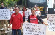 Sambut Hari Anti Korupsi Relawan Gotong Royong Minta Keluarga Koruptor di Permalukan