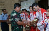 Panglima TNI : Bangga Atas Prestasi Yang Telah Di Raih Tim Karate Indonesia Pada Sea Games 2019