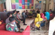 TNI Dan Polri Bersinergi Dalam Mengawal Percepatan Rehab Rekon Segera Tuntas