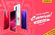 Realme Akan Mengadakan 12.12 realme Carnival, Hadirkan Seri Quad Camera Terbaik Dengan Diskon Hingga Rp 500 Ribu