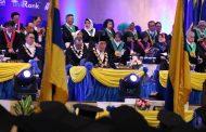Rektor Ajak Wisudawan Pegang Tiga Kunci Meraih Sukses