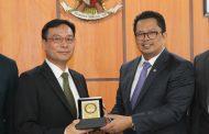 Untuk Tingkatkan Kerjasama Ekonomi, Taiwan Minta Masukan DPD RI