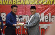 'Diganjar' Penghargaan Tokoh WBK, Mulyanto Minta Program Diteruskan Kementan