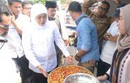 Harga Gula Jatim Naik dan Langka, Gubernur Khofifah Minta Satgas Pangan dan KPPU Cek Stok di Gudang dan Pabrik*