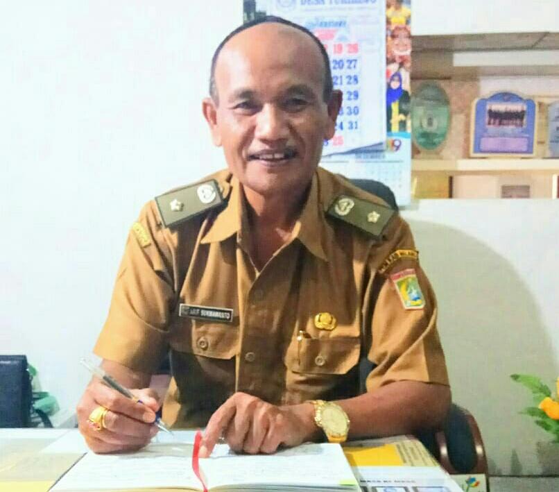 Kades Turirejo Jadi Ketua KONI Kecamatan Lawang