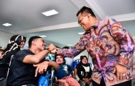 Wali Kota Bertekad Jadikan Pemuda Disabilitas Kreatif dan Inovatif