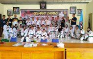 Inkanas Lutra Gelar Ujian Kenaikan Tingkat, 200 Karateka Berpartisipasi Lakukan ini.