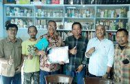 PWI Jatim Berikan Penghargaan & Tali Asih Kepada Wartawan Senior