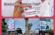 Pemkot Madiun Terima CSR Pohon Pule Dari Alfamart