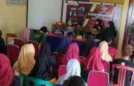 Karang Taruna Persatuan Pemuda Mangindara Takalar Gelar Seminar Kewirausahaan
