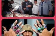 Walikota Madiun Buka Festival Batu Mulia Nusantara
