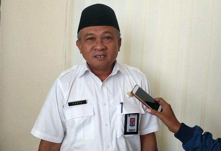 Kepala Dinas Pendidikan Kabupaten Sumenep, Drs. Carto, MM