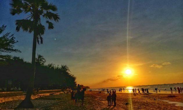 Melirik Wisata Pantai Slopeng Sumenep Beritalima Com