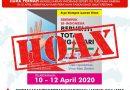 Beredar Hoax tentang Libur Tiga Hari, Begini Pernyataan Gugus Tugas Covid-19 Kota Kupang